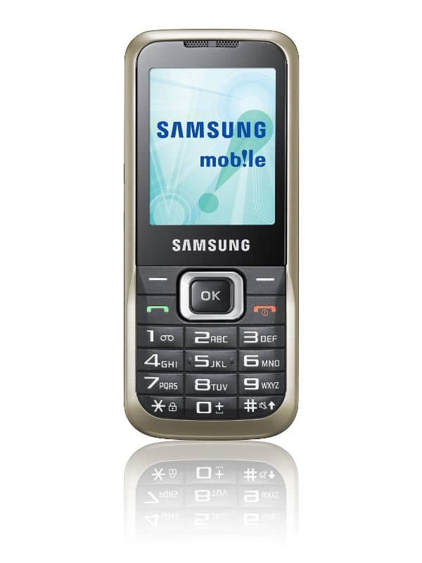 Samsung Handy alt