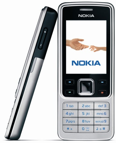 Nokia Handy 6300
