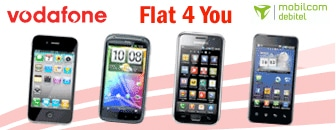 Vodafone Flat 4 You