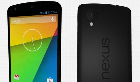 Google Nexus 5 vorbestellen