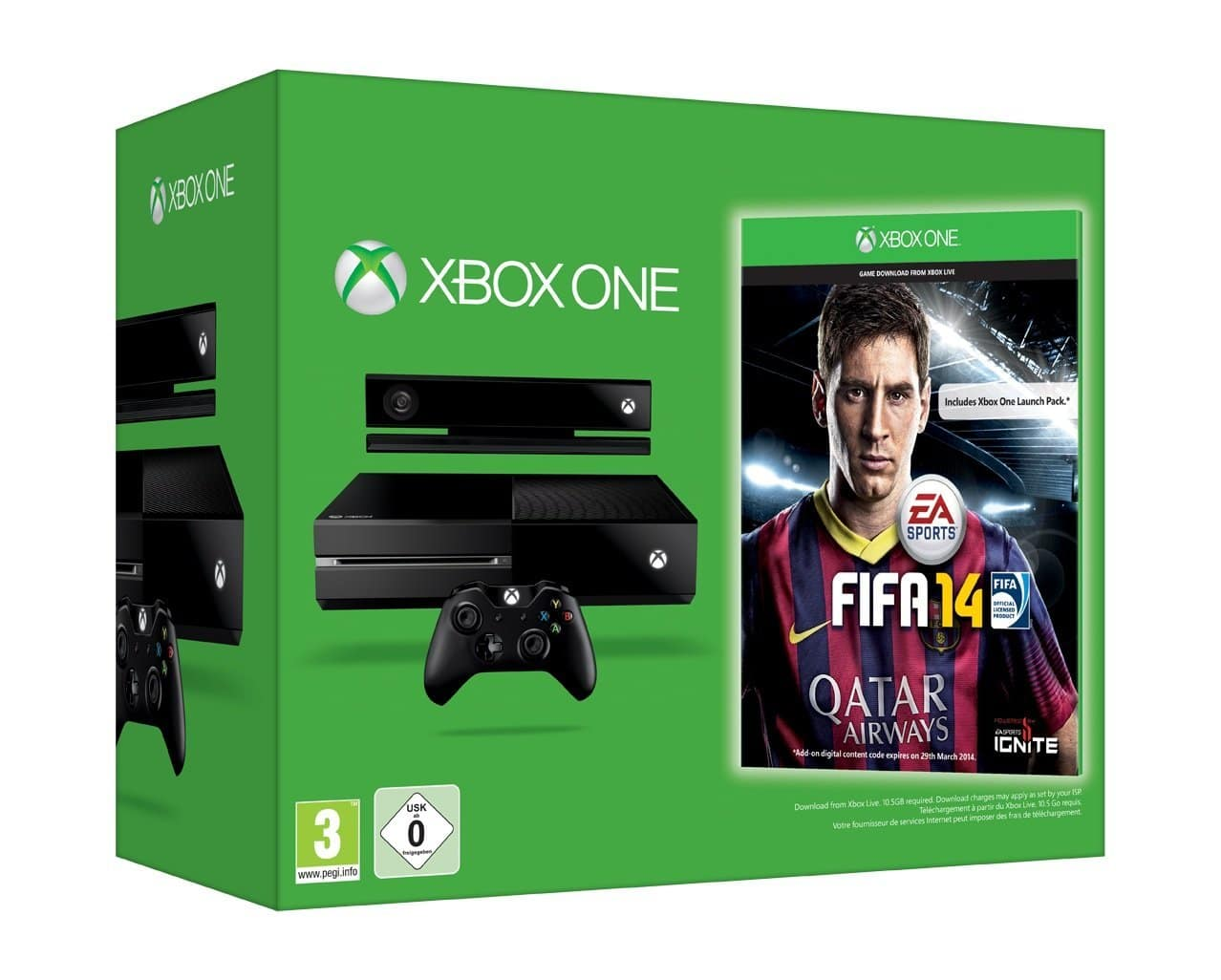 Xbox One Bundle vorbestellen