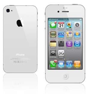 iPhone 4 weiß