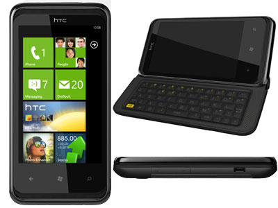 HTC 7 Pro Deutschland