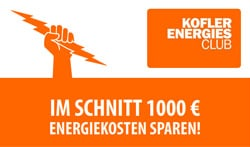 Kofler Energies Club