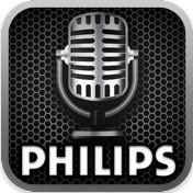 Philips Dictation Recorder - iPhone Diktiergerät App