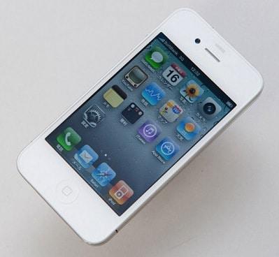 Weißes iPhone 4