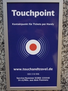 Touch & Travel