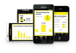 Yello Strom App