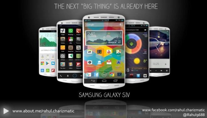 Samsung Galaxy S4 Bilder