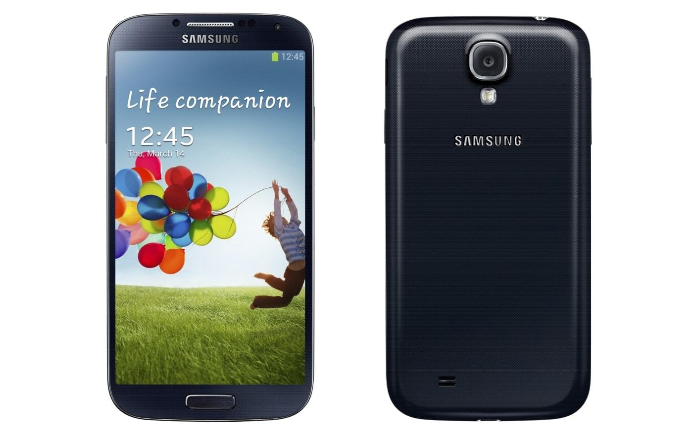 Samsung Galaxy S4 O2