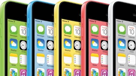 iPhone 5s und 5c bei Vodafone bestellen
