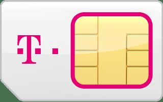 Telekom Xtra D1 Freikarte Sim Card